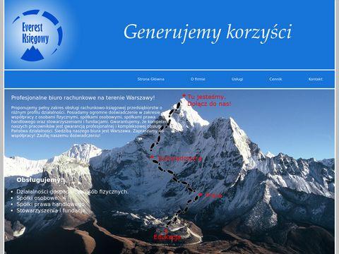 Everest Księgowy Biuro rachunkowe, Warszawa