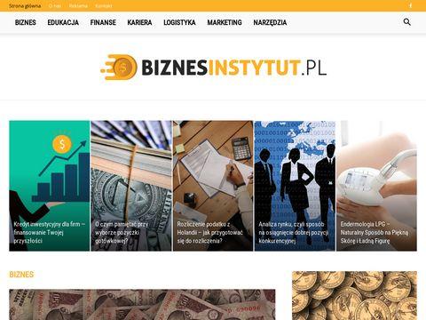 Biznesinstytut.pl szkolenia