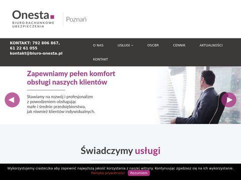 Biuro-onesta.pl rachunkowe