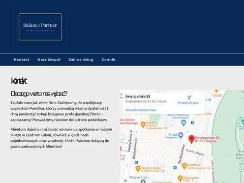 Balance Partner fundacje i stowarzyszenia Gdynia