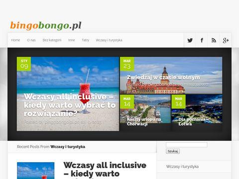 Bingobongo.pl centrum zabaw