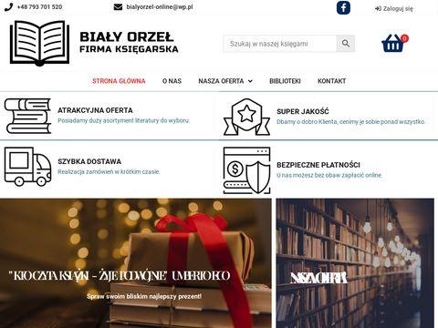 Bialyorzel-online.pl księgarnia