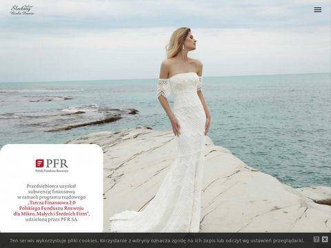 Bialadama.com salon sukien ślubnych