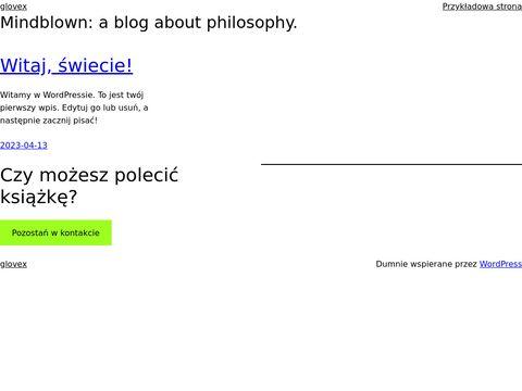 Blog-glovex.pl BHP