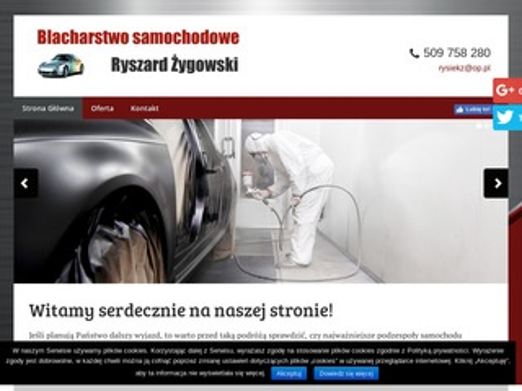 Blacharstwosamochodoweswiecie.pl lakiernictwo