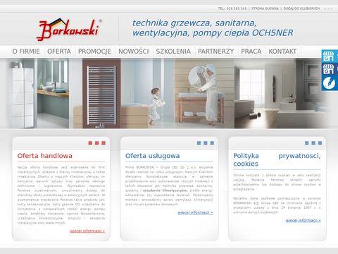 Borkowski.pl instalacje grzewcze