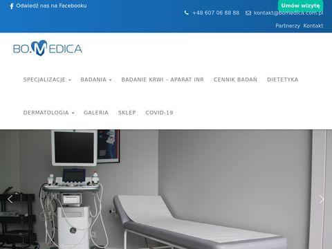 BoMedica - kardiolog Poznań