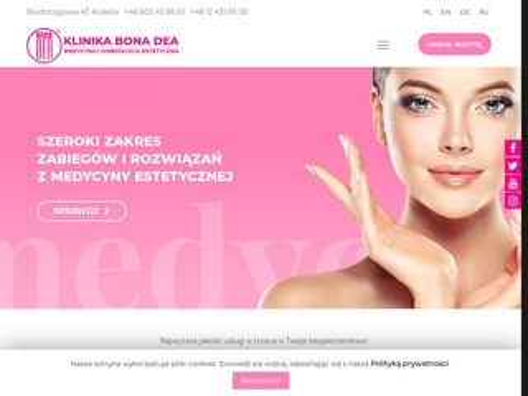 Bonadea-krakow.net.pl