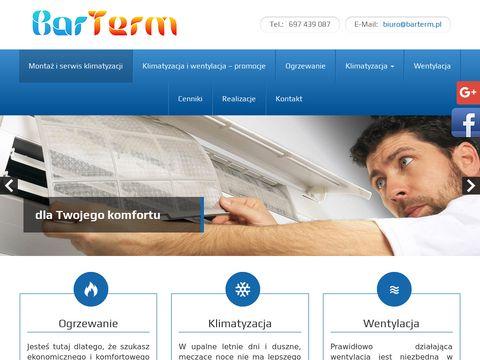 BarTerm Fujitsu Sieradz
