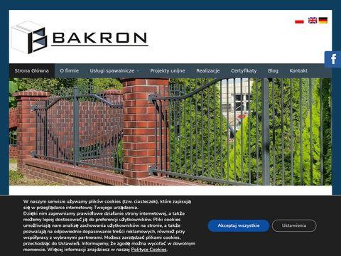 Bakron architekt Szczecin