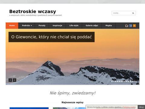 BeztroskieWczasy.pl - ciekawe podróże