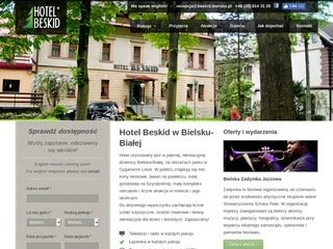Beskid.bielsko.pl hotel