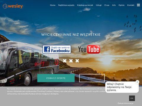 Bpwesley.pl biuro podróży Częstochowa