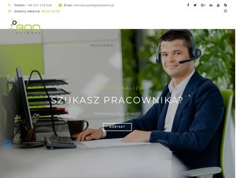 Bponetwork.pl agencja rekrutacyjna