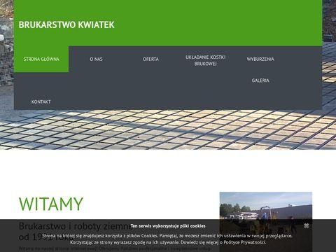 Brukkwiat.pl usługi brukarskie Kraków