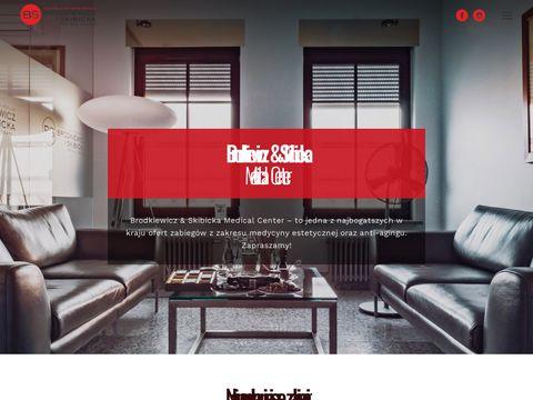 Brodkiewicz-skibicka.pl wypełnianie zmarszczek