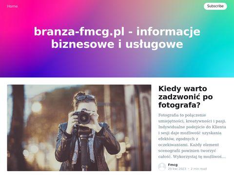 Branza-fmcg.pl wiadomości retail