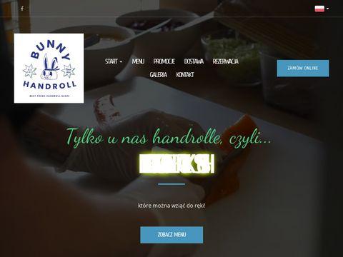 Bunnyhandroll.pl sushi