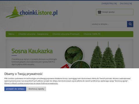 Choinki.istore.pl sztuczne sosna