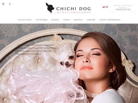 Chichidog.pl pet spa & fashion experts