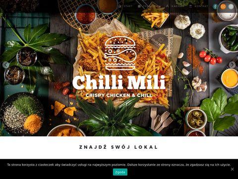 Chillimili.pl - franczyza w gastronomii