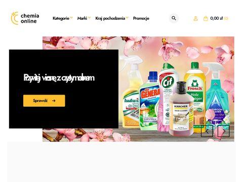 Chemiaonline.pl drogeria internetowa