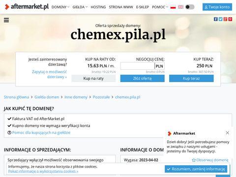 Chemex posadzki betonowe