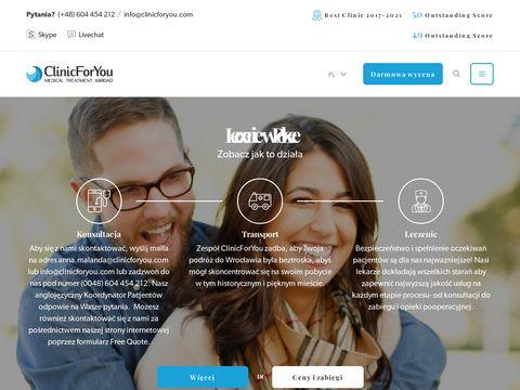Clinicforyou.pl chirurgia plastyczna