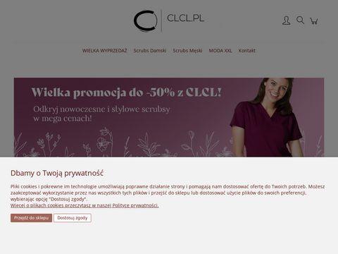 Clcl.pl odzież medyczna