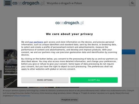 Drogi w Polsce - informacje