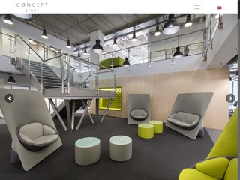 Conceptspace.com.pl biuro projektowe Warszawa