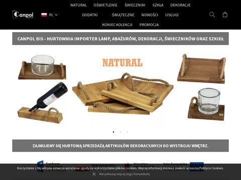 Canpolbis.pl hurtownia florystyczna
