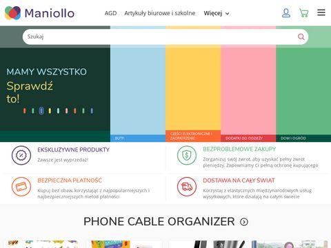 Cetia.pl zakupy z hurtowni