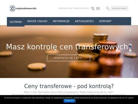 Cenytransferowe.info