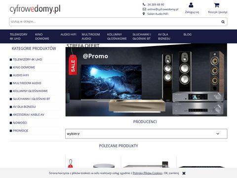 Cyfrowedomy.pl projektory SIM2