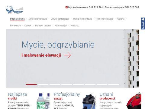 Czyszczenie-murawski.pl firma sprzątająca
