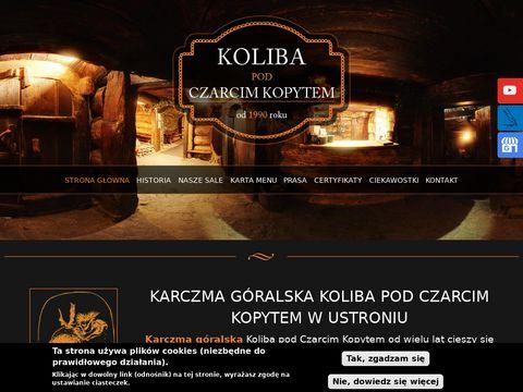 Czarciekopyto.pl restauracja