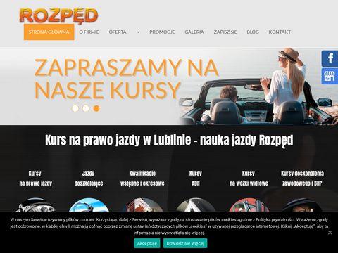 Cskrozped.pl ośrodek szkolenia