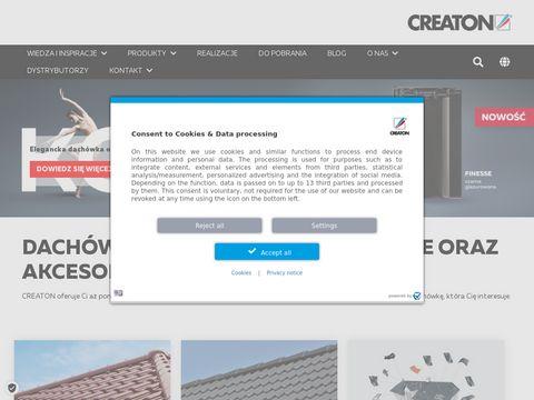 Dachówka ceramiczna - creaton.pl