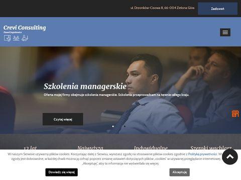 Crevi Consulting operator suwnic kurs