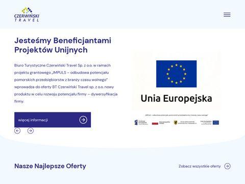 Czerwiński Travel wycieczki młodzieżowe