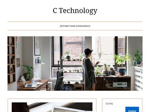 Ctechnology.pl projektowanie stron www Gdańsk
