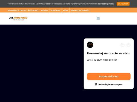 A1karting.pl Warszawa