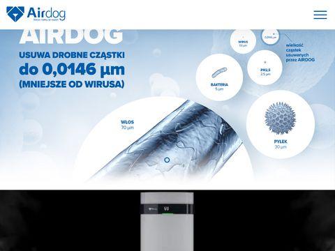Airdog.pl oczyszczacze powietrza