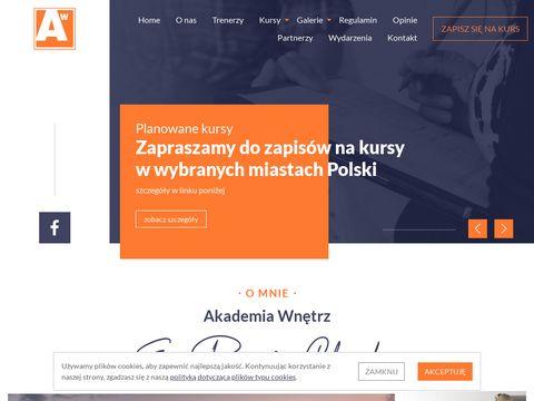 Ewa Romanow-Głowacka architektura kursy