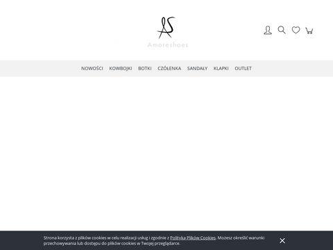 Amoreshoes.pl sklep