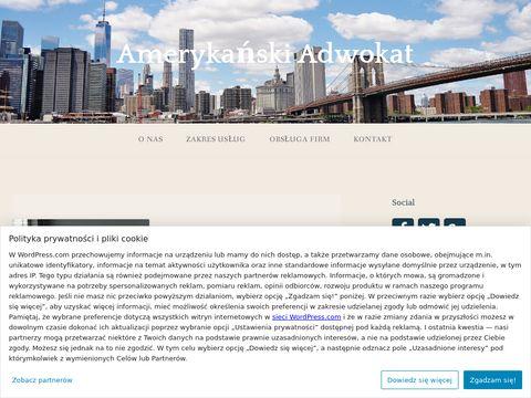 AmerykanskiAdwokat.wordpress.com
