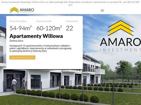 Amaro Investment deweloper