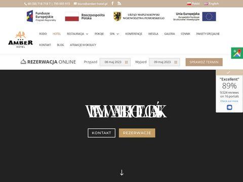 Amber-hotel.pl Hotel w Gdańsku