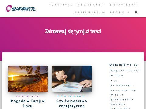 Almaparkiet.pl układanie parkietu